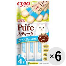 チャオ Pureスティック (15g×4本)×6コ