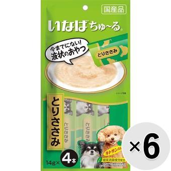 ちゅ~る 犬用 4本×6コ