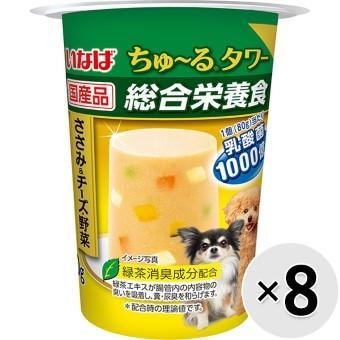 いなば ちゅ~るタワー 犬用 80g×8コ