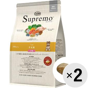 ニュートロ シュプレモ ドライ (3kg/4kg)×2コ