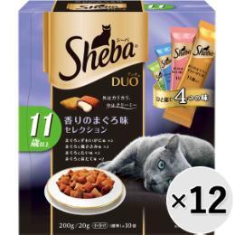 シーバデュオ (200g/240g)×12コ