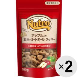 ニュートロ 玄米・オートミール クッキー 100g×2コ