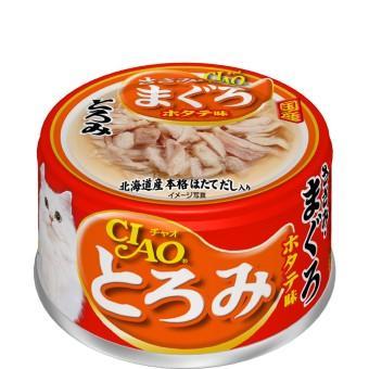 チャオ とろみ缶 80g