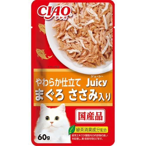 チャオ Juicy まぐろ ささみ入り