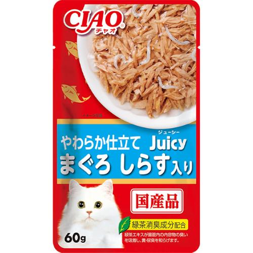 チャオ Juicy まぐろ しらす入り