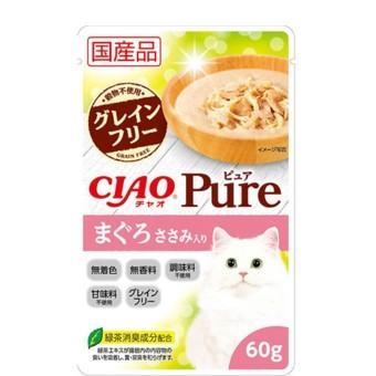 チャオ Pure パウチ 60g