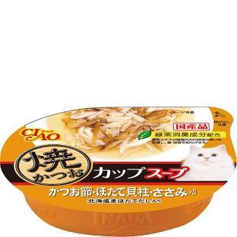 焼かつおカップスープ 60g