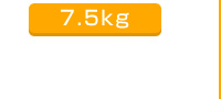 ミディアムアダルト7.5kg